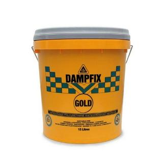 BOSTIK DAMPFIX GOLD GREY 15LTR