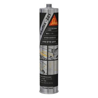SIKA 221 BLACK 310ML CTG