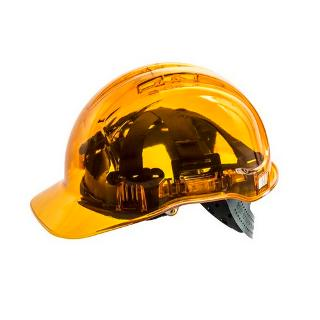 CLEARWIEW HARD HAT VENTED ORANGE