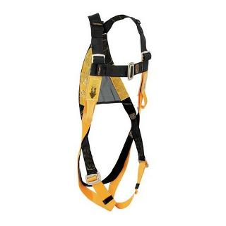 FULL BODY HARNESS COMPLETE WITH FRONT / REAR FALL ARREST ATT POINTS