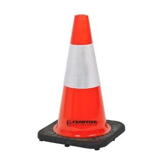 FRONTIER TRAFFIC CONE REFLECT TAPE 450MM PVC
