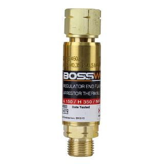 BOSSWELD IBADA FLASHBACK FUEL REG. TORCH END 400136