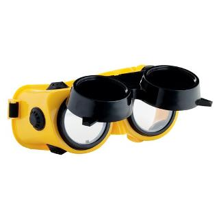 BOSSWELD GAS WELDING FLIP-UP GOGGLES SHADE 5