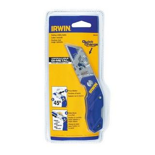 IRWIN FOLDING UTILITY KNIFE 2089100