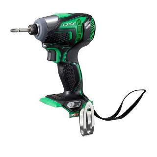 HIT 18V IMPACT DRIVER BRUSHLESS IP56 SKIN WH18DDL(H4)