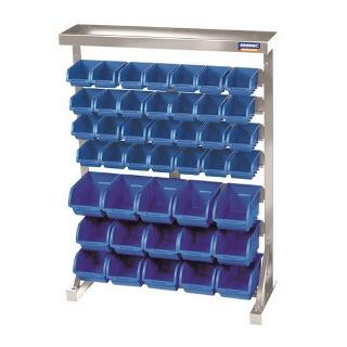 KINCROME STORAGE RACK 43 TUB 7 SHELF K7105