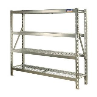 KINCROME INDUSTRIAL SHELVING 4 TIER 1960MM K7196