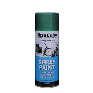 250 GRAM SPRAY PAINT EMERALD GREEN